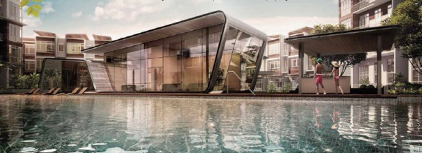 Waterfront At Faber - artist impression 4